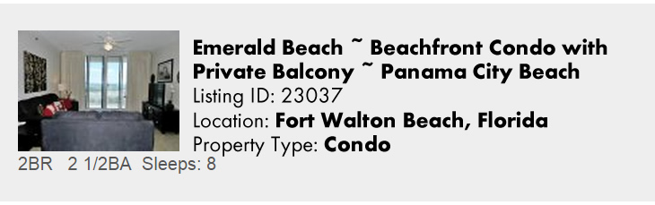 View this Fort Walton Beach, FL Multi-Month Snowbird Monthly Vacation Rental by Owner