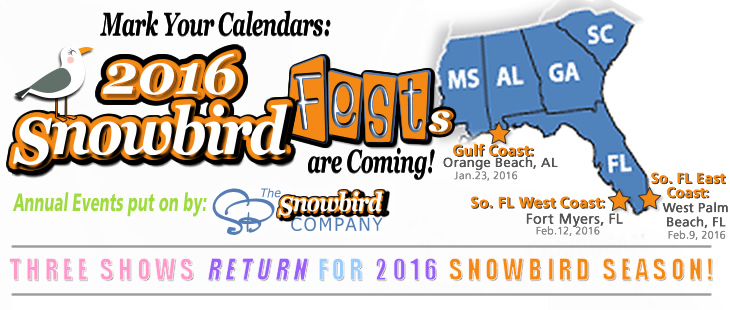 2016 Snowbird Fest - for more info, click here.