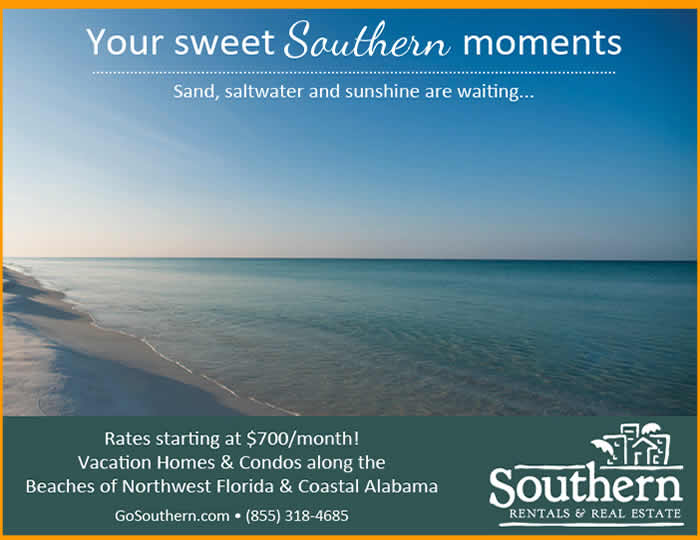 Southern Vacation Rentals and  Real Estate